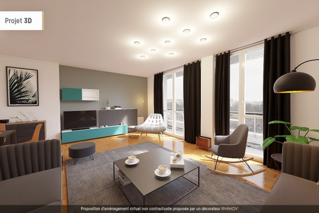 Vente appartement Paris 75012
